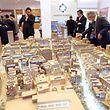 Insgesamt werden 2225 Firmen internationale Projekte aus aller Welt vorstellen, die das gesamte Spektrum der Immobilienbranche abdecken.