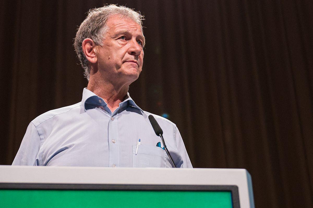 Bekannt umstrittener Mehrheitenbeschaffer: Hubert Ulrich.