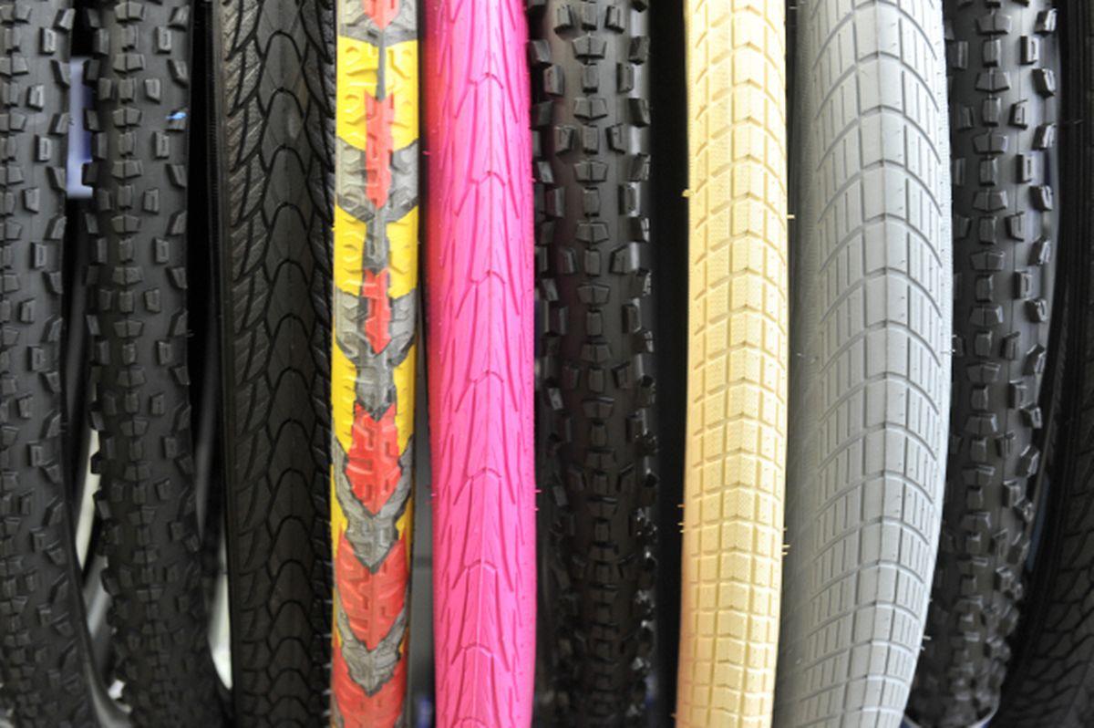 Gib Gummi: Die Auswahl an Fahrradreifen ist üppig, der Einsatzzweck entscheidet über die konkrete Wahl.