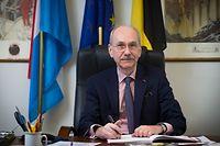 Jean-Louis Six,Ambassadeur de Belgique au Luxembourg. Foto:Gerry Huberty