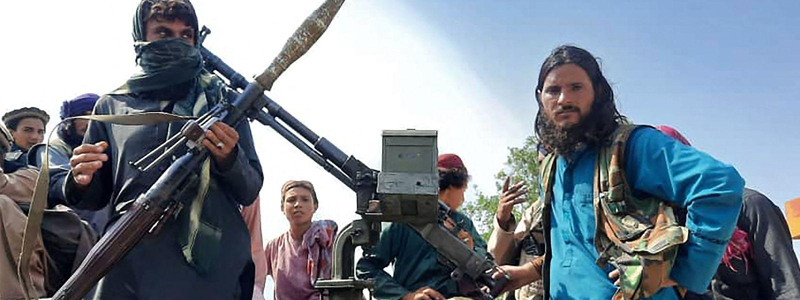 Guerrilheiros taliban