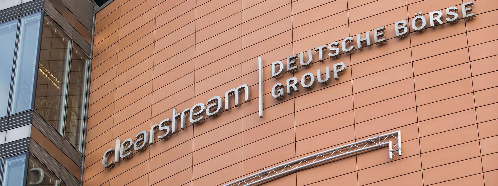 Luxemburg ist der Hauptsitz von Clearstream, einer 100-prozentigen Tochtergesellschaft der Gruppe Deutsche Börse.