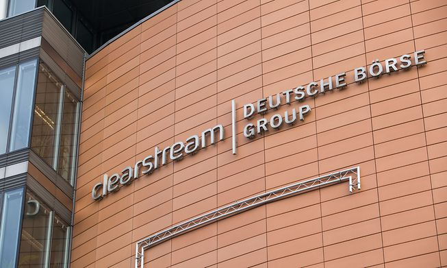Luxembourg headquarters of Clearstream