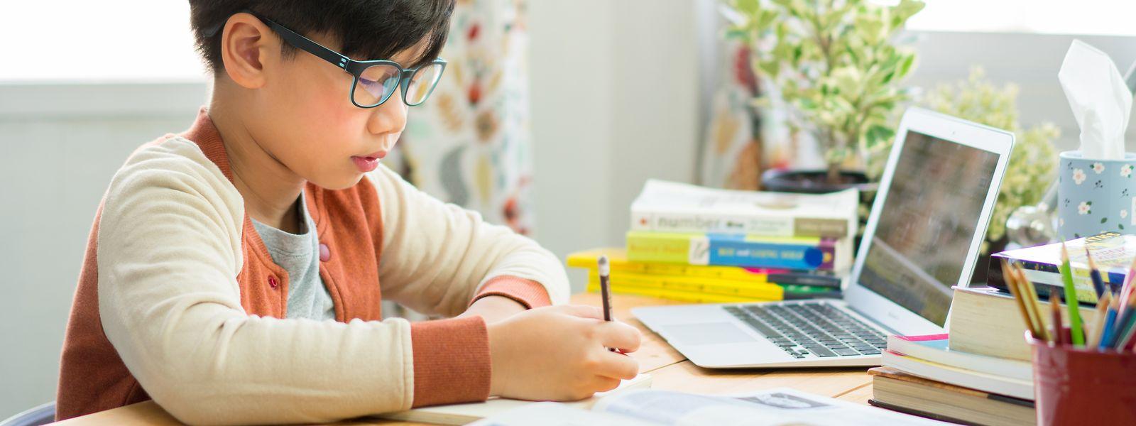 A partir de mardi, plusieurs séances ludiques seront proposées en ligne aux élèves du fondamental.