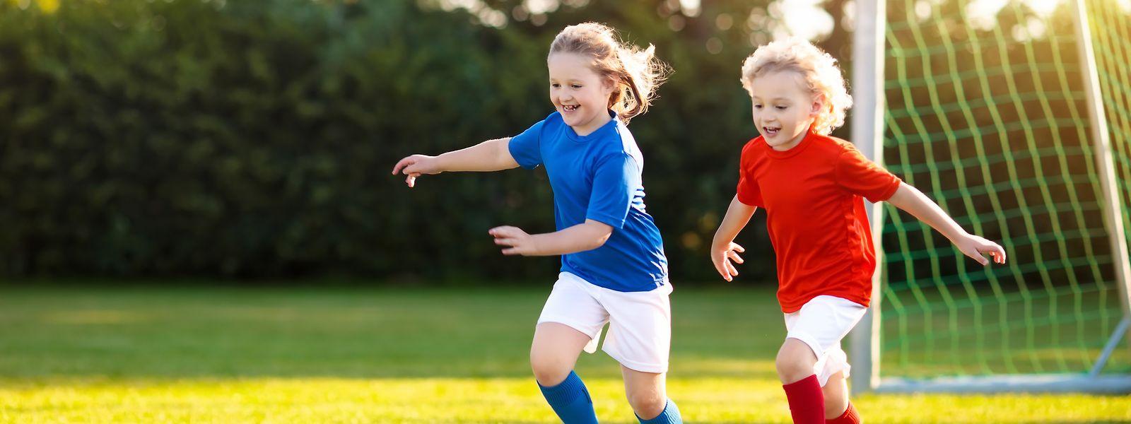 Eine neue Dynamik im Ressort Sport soll vor allem den Kindern zugutekommen.