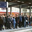 Depuis le 14 février, difficile pour les voyageurs de supporter les fortes perturbations sur leur ligne