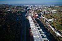 quartier Nei Schmelz Dudelange - Photo : Pierre Matgé