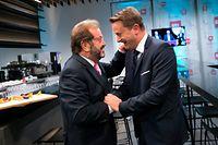 Politik. Parlamentswahlen 2018. élections législatives, RTL Spitzenkandidaten, Foto: Guy Wolff/Luxemburger Wort