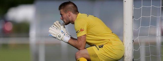 Valentin Roulez effectuera ce mardi soir sa dernière sortie avec les U21.