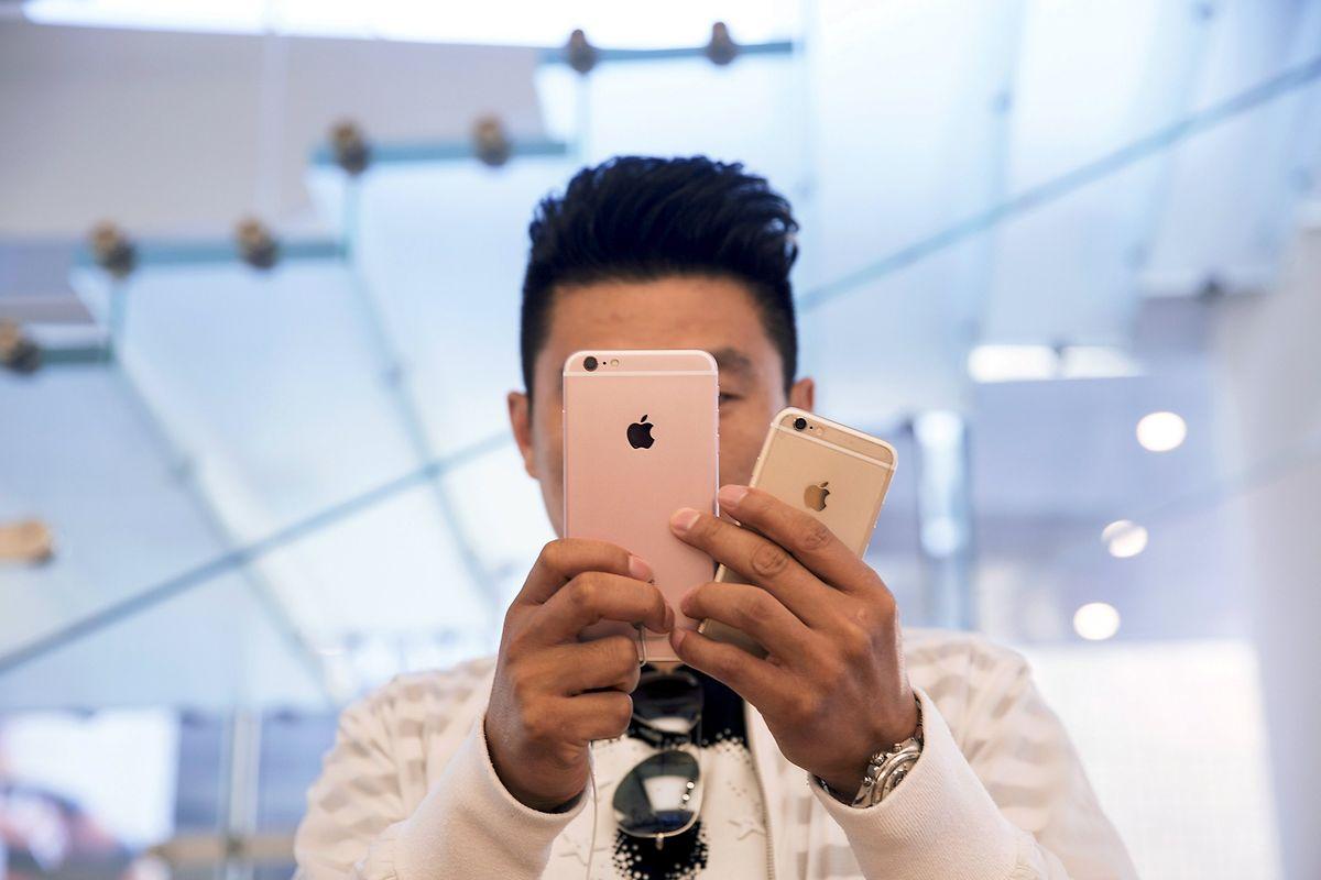 Das iPhone bleibt das Rückgrat des Apple-Geschäfts.