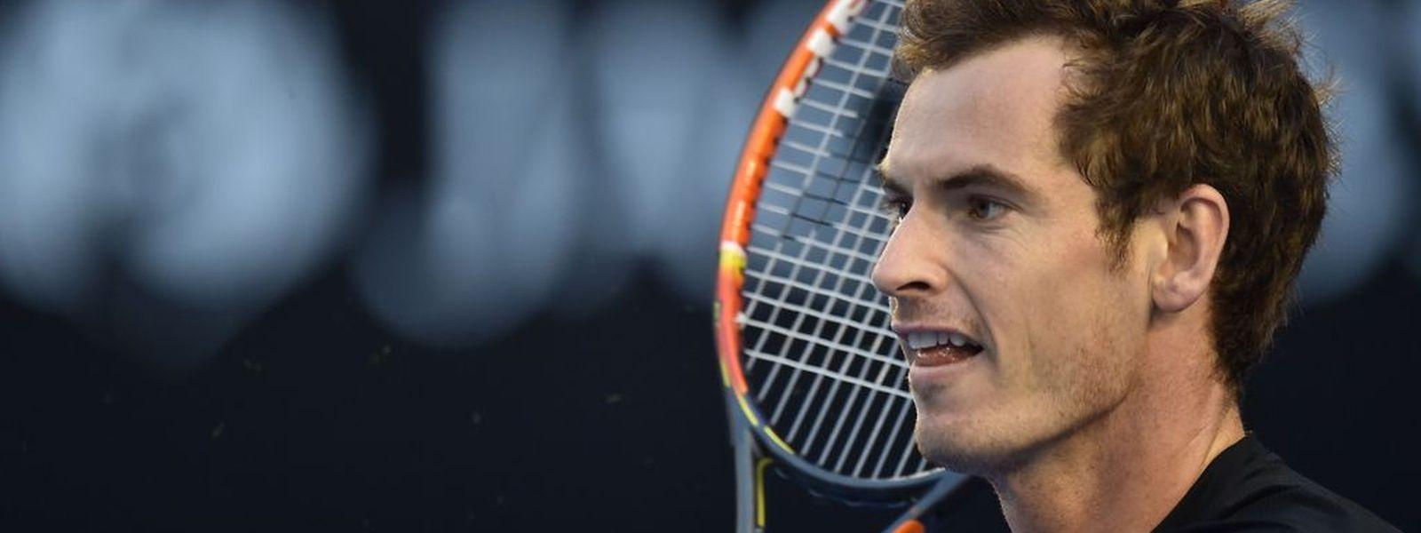 L'Ecosais Andy Murray n'a fait qu'une bouchée de l'Australien Nick Kyrgios