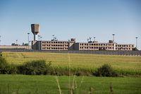 Centre Penitentiaire Schrassig, Prison, Foto Lex Kleren