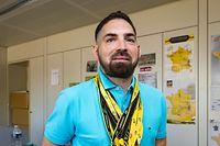 """""""Luxemburger Wort""""-Journalist Joé Geimer begleitet seit 12 Jahren die Tour de France."""