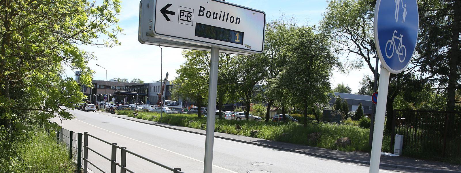 Zur mutmaßlichen Tat kam es auf dem P&R-Parkplatz in Hollerich.