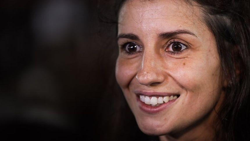 A nova presidente da associação Raríssimas, Sónia Margarida Laygue.