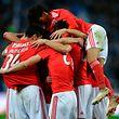 Os encarnados têm que superar a derrota por 1-0 trazida da Croácia.