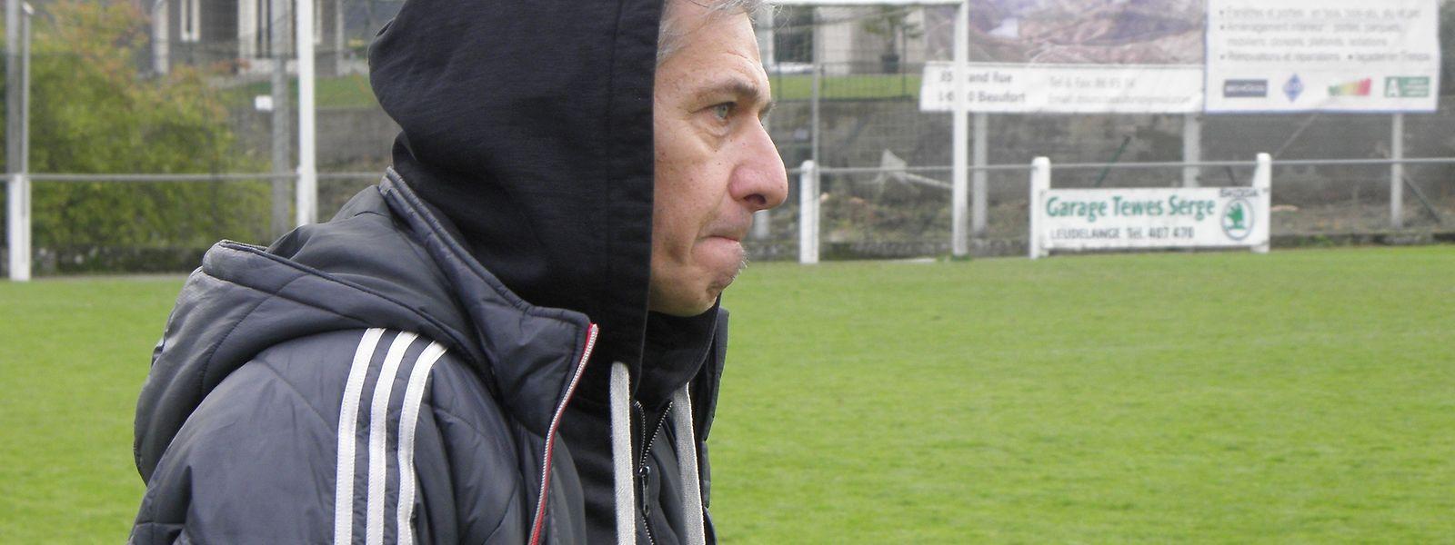 Michel Nilles a relevé le challenge de Christnach.