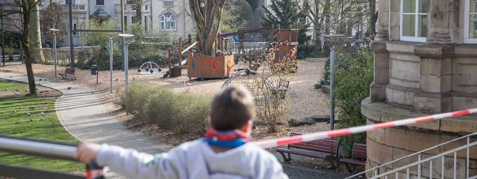 De nombreuses personnes sont favorables à la réouverture des plaines de jeux.