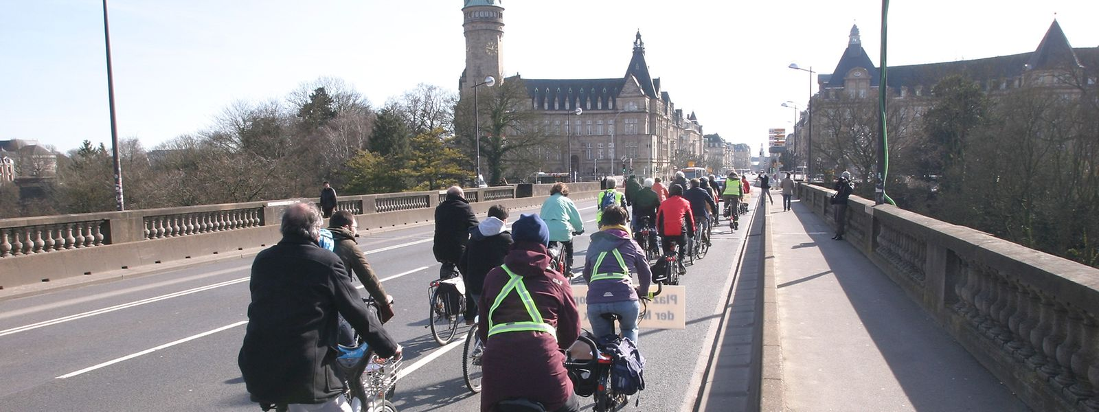 De plus en plus de personnes utilisent le vélo comme moyen de transport en ville. On enregistre une augmentation de 8,44% par semaine..