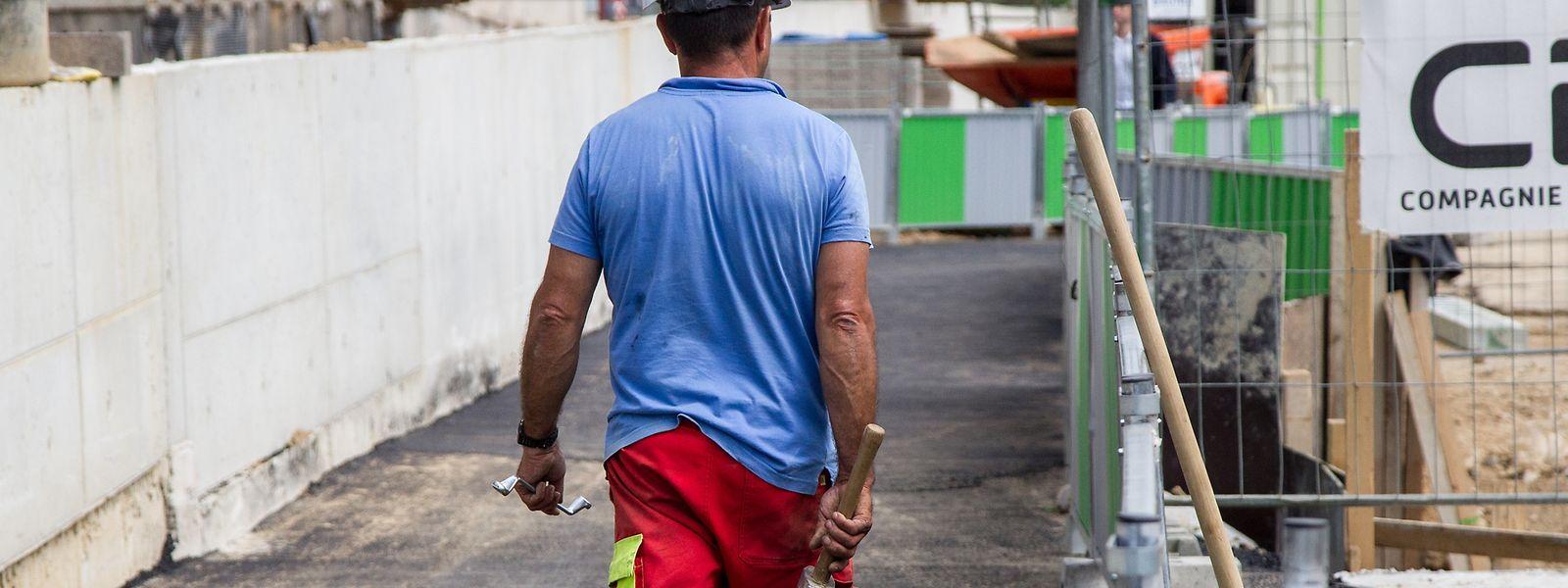 Eine Arbeitsstunde im Baugewerbe kostet im Schnitt 26 Euro.