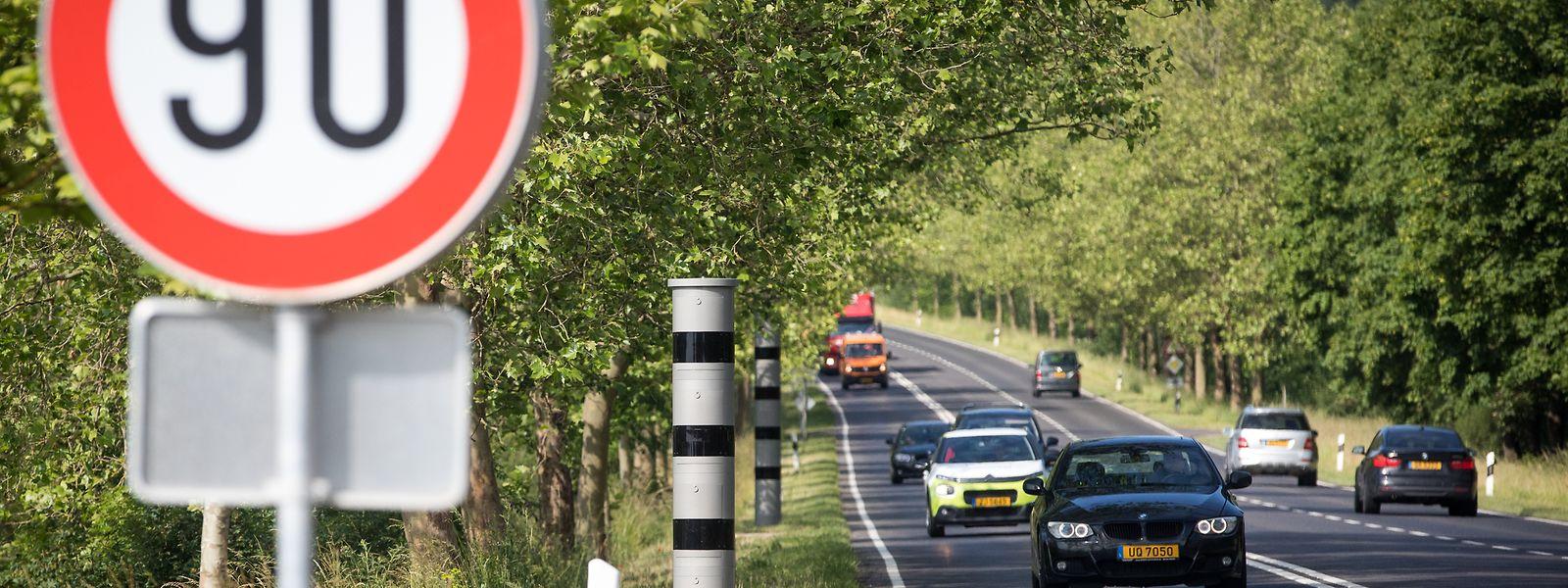 Si l'Etat a déjà récolté plus de 70.000 euros d'amendes sur ce tronçon, en revanche aucun «délit de grande vitesse» n'a toutefois été constaté depuis la mi-juin