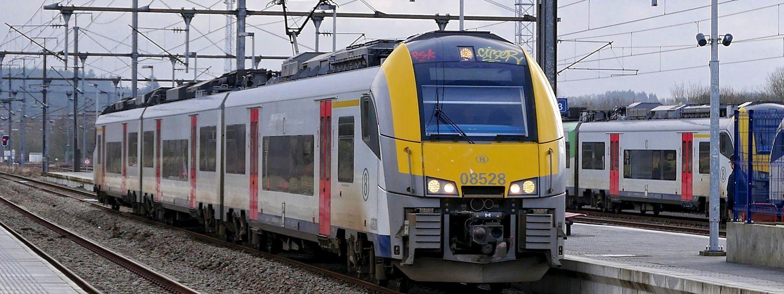 Dès le 13 décembre, un train passera chaque heure dans les deux sens sur la ligne 42