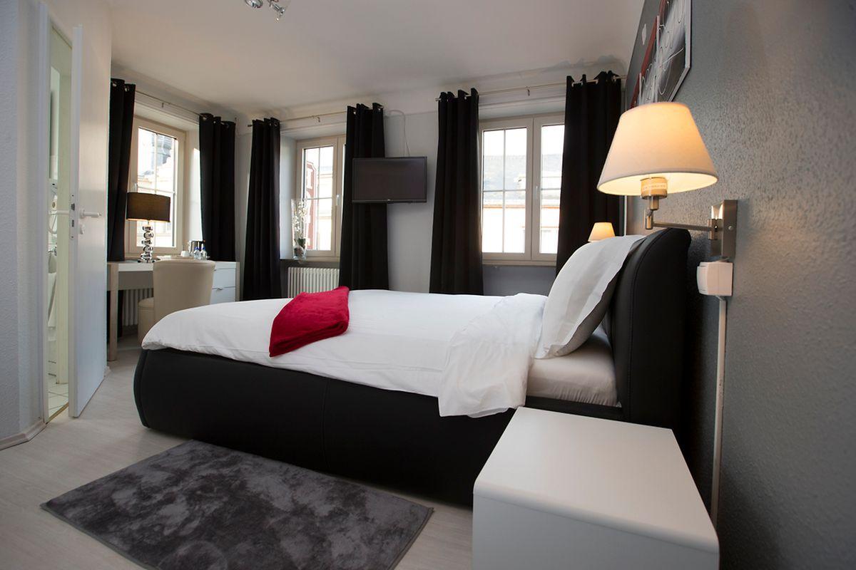 Der Hotelsektor in Luxemburg war im vergangenem Jahr im Aufwind.