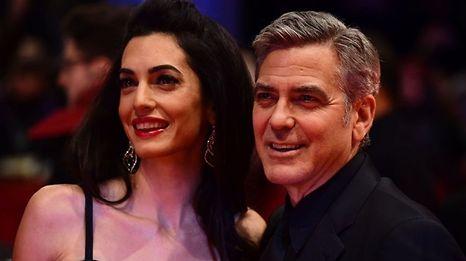 La Fondation pour la justice de George et Amal Clooney et le Southern Poverty Law Center ont créé un partenariat «pour combattre les groupes qui promeuvent la haine aux Etats-Unis».
