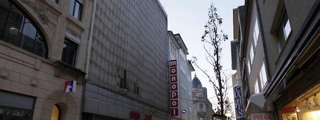 Einem Umbau des Monopol in der Avenue de la Gare steht, rein legal gesehen, nichts mehr im Weg.
