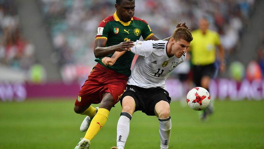 L'Allemagne rejoint le Chili en finale — CdC