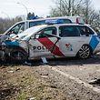 Colisão entre duas viaturas da polícia em Weiswampach causou um morto e um ferido.