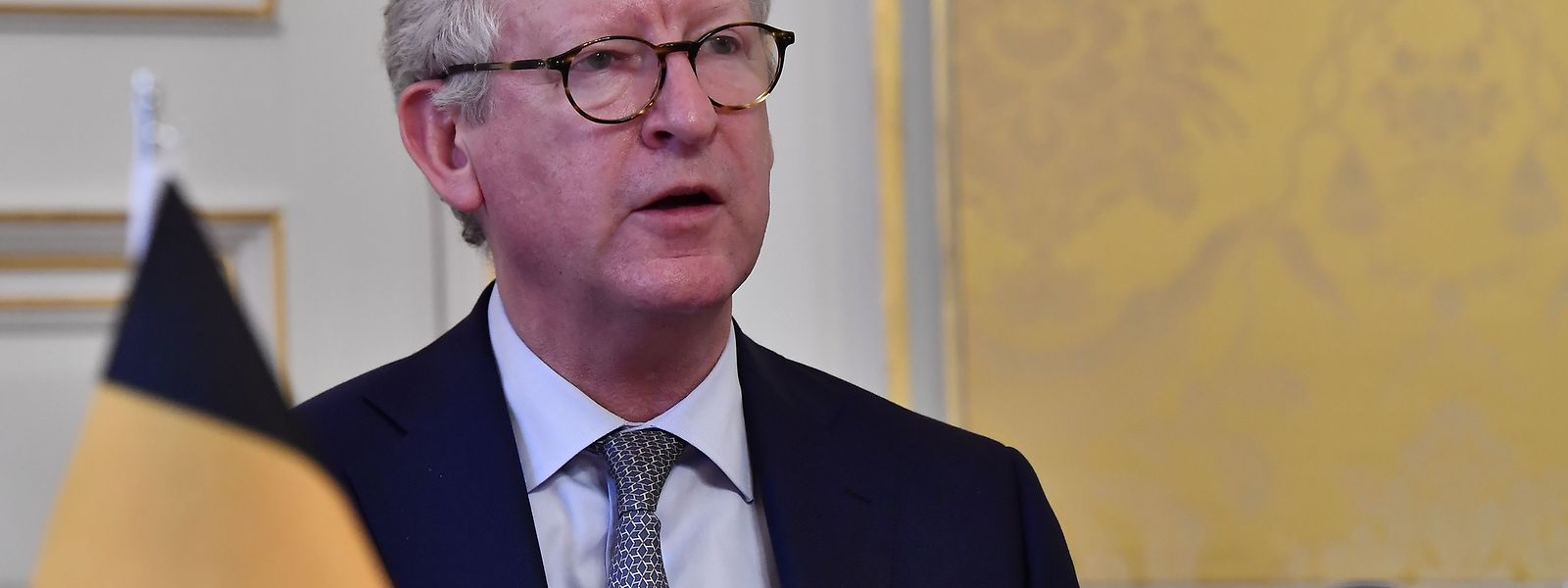 Belgiens Innenminister Pieter De Crem