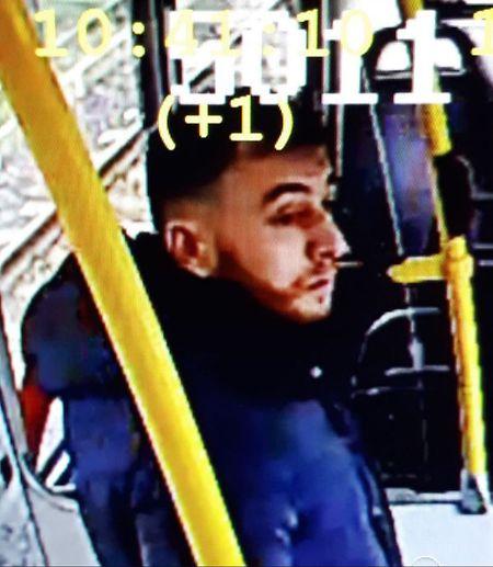 Imagem Gökmen Tanis, suspeito do tiroteio, divulgada pelas autoridades