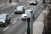 Primeiro radar com ligação direta a um semáforo entrou em funcionamento em fevereiro na capital.