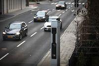 Lokales, Illustrationen, Mobilität, Verkehr, Blitzer, Radar, Radarfalle, Ampel, Ampelblitzer, Foto: Anouk Antony/Luxemburger Wort
