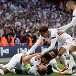 Liga das Nações. Inglaterra vence Croácia e junta-se a Portugal