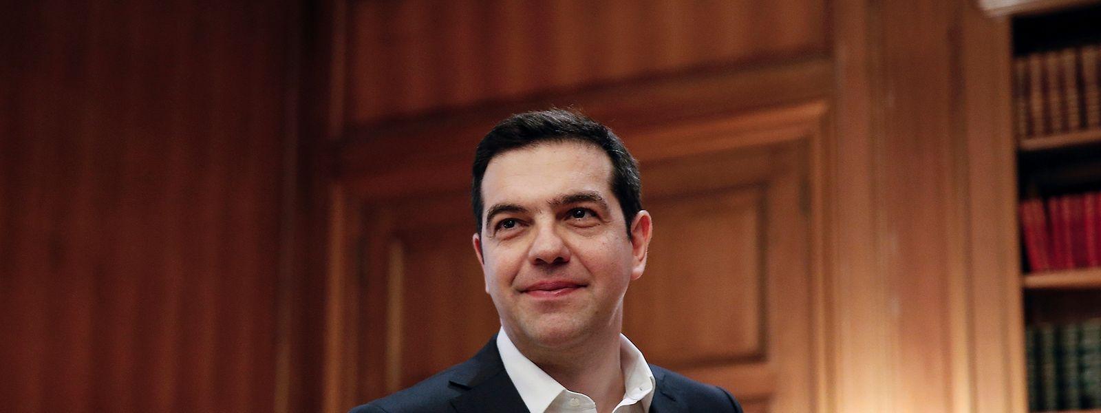 A Gécia teve de impor o controlo de capitais no Verão de 2015.