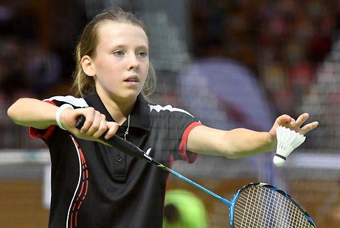 Starker Badminton-Nachwuchs