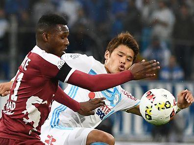 Opa N'Guette a égalisé pour le FC Metz puis a inscrit son tir au but