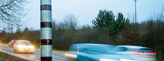 O Luxemburgo terá a partir de segunda-feira 20 radares fixos nas estradas do país.