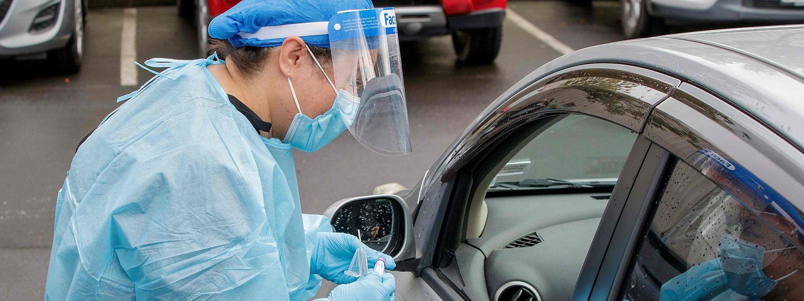 Au total, plus de 667.000 tests de dépistage ont déjà été effectués (et analysés) au Grand-Duché.