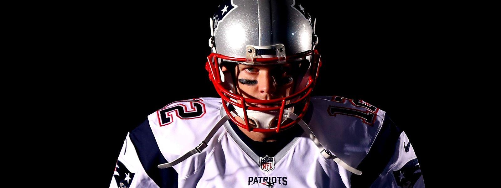 A 42 ans, Tom Brady, la légende des Pats, devrait évoluer chez les  Buccaneers.