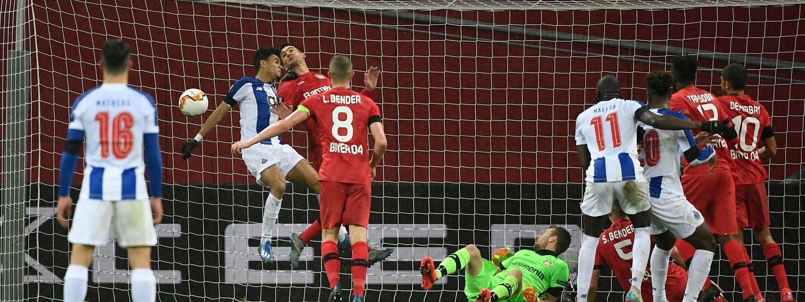 FC Porto e Bayer Leverkusen