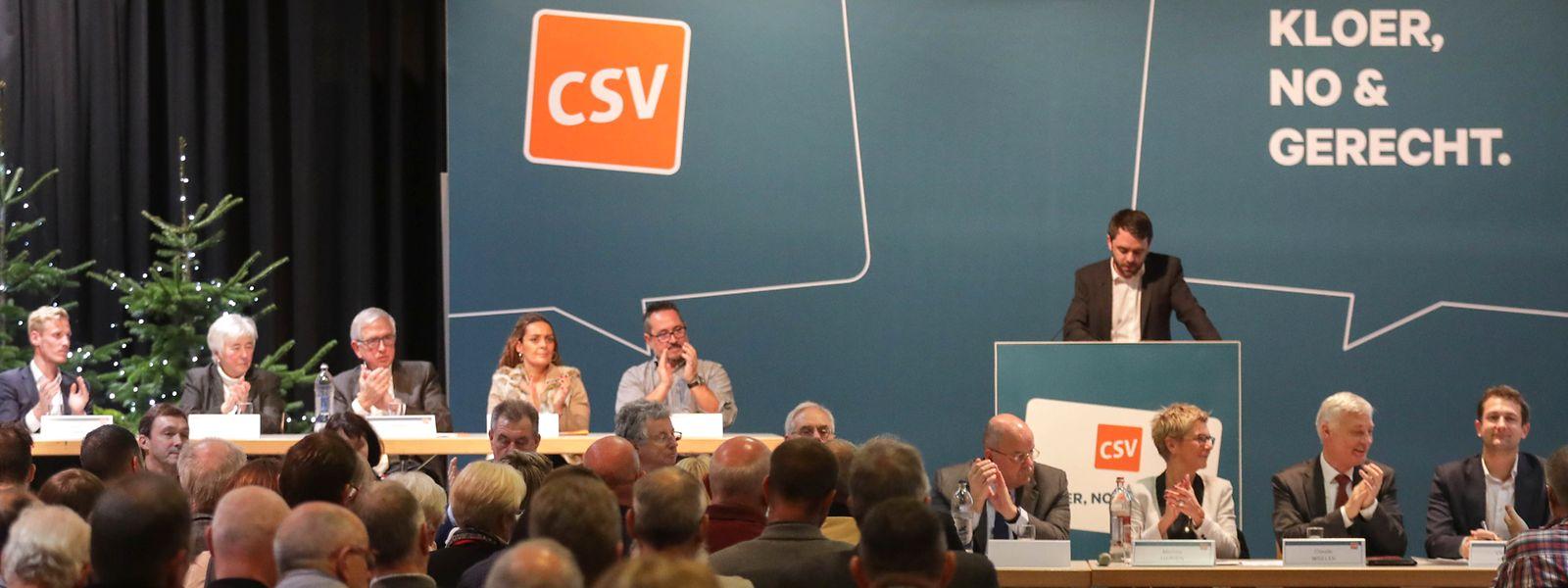CSV-Nordkongress tagte am Donnerstagabend in Diekirch.