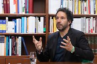 Plolitik, Interview Paul Galles, CSV, Foto: Chris Karaba/Luxemburger Wort
