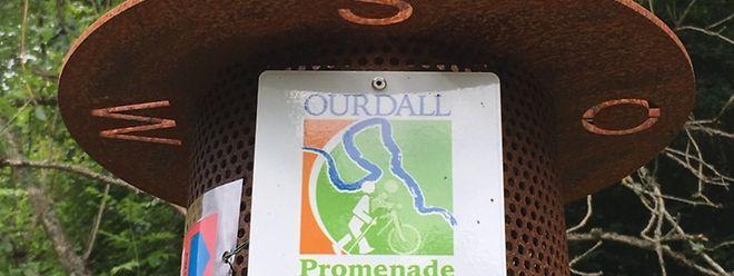 Ourdall Promenade, Vianden - Stolzemburg / Foto: Nico MULLER