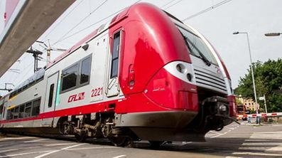 20.6. Wi / PK CFL / Zug / Eisenbahn foto:Guy Jallay