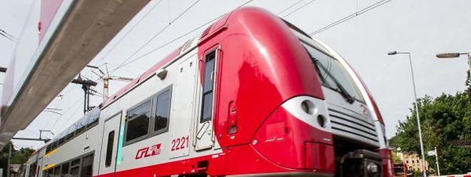 Zugfahrer müssen aufgrund von Modernisierungsarbeiten in den kommenden Tagen auf einigen Strecken auf den Bus umsteigen.