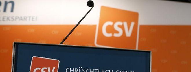 Die CSV sucht in der Referendumsdebatte noch nach der richtigen Balance zwischen Vernunft und Protest.