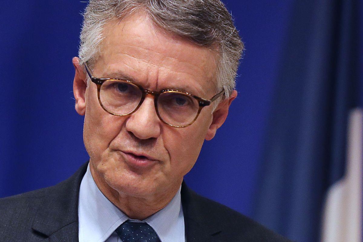 Anti-Terror-Staatsanwalt Jean-François Ricard